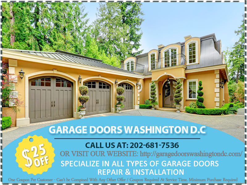 Garage Doors Washington Dc Spring Repair Roller Door Repairs